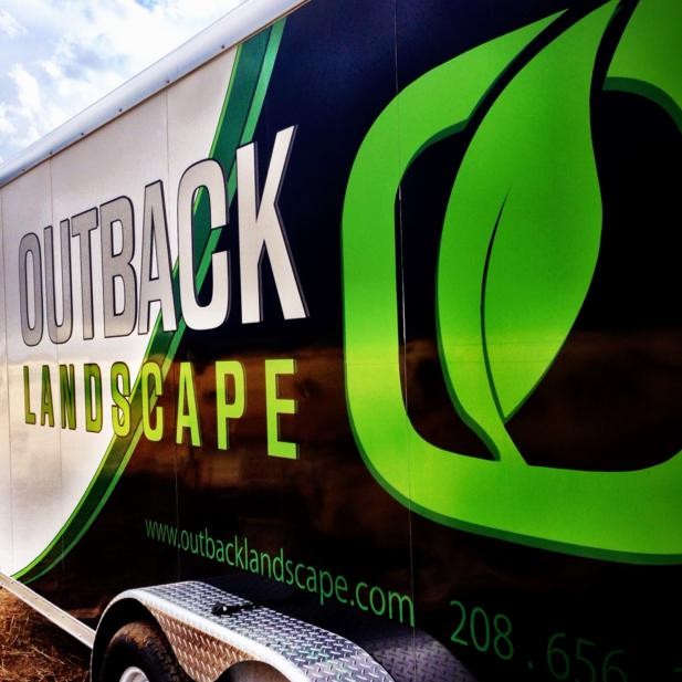 Wrapping Landscaping  Lawn Care Vehicles Ideas, Examples  Cost