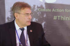 Mark W. Rosegrant at GLF: Agriculture, landscapes and climate