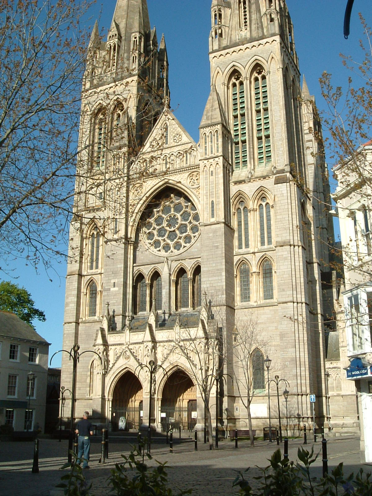 My Photo Wallpaper 3d Truro Cathedral A Picture From Pengoon Farm To Truro