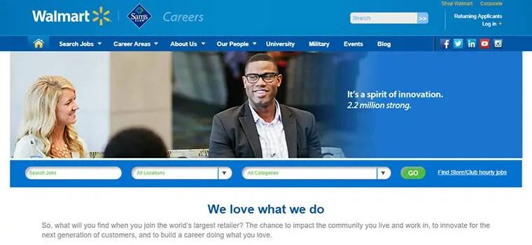 Walmart Application 2018 Careers, Job Requirements  Interview Tips - walmart careers