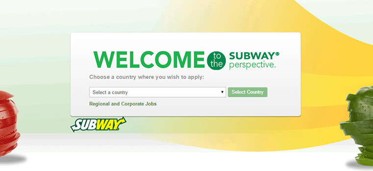 Subway Application 2019 Careers, Job Requirements  Interview Tips