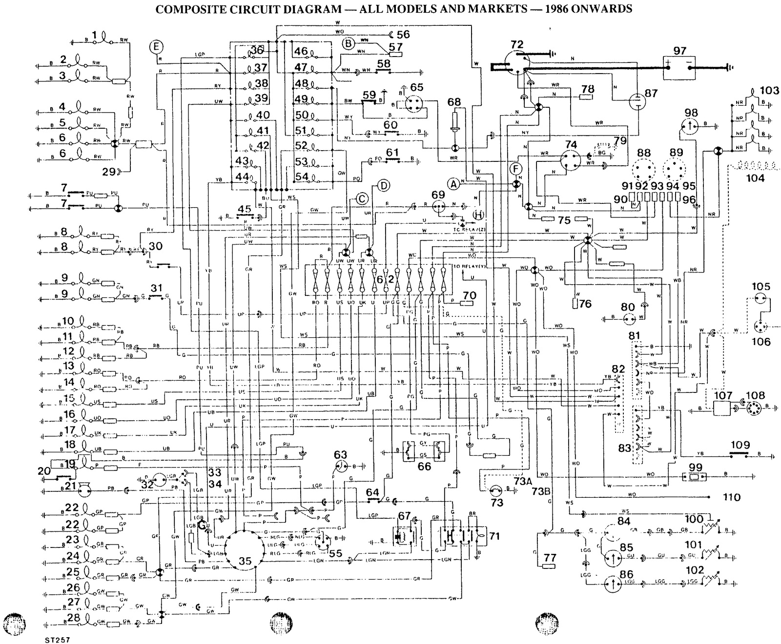 defender 90 wiring diagram land rover defender wiring