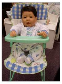Lane's Gifts & Collectibles: My Own Baby - Darling Baby Boy