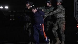 La violencia en Sinaloa aumentó tras captura de 'El Chapo'