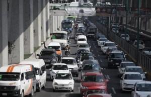Al menos cuatro manifestaciones afectarán tránsito en la Ciudad de México