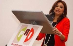 Blanca Alcalá incongruente con discrursos, también anda en helicóptero