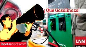 Entérate delos gasolinazos de 2017