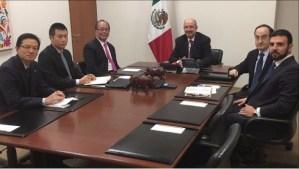 China propone alianza con México para enfrentar a Trump