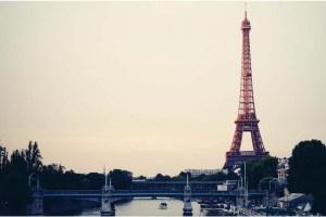 Por huelga, cierran la Torre Eiffel