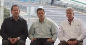 """Infraiber demanda ante la PGR a Peña Nieto, Eruviel Ávila y Ruiz Esparza por """"corrupción"""" en caso OHL"""