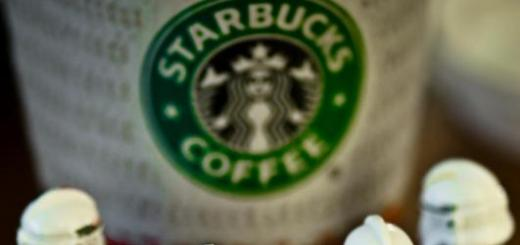 LEGO-Starbucks