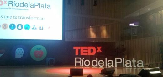 Escenario TEDxRíodelaPlata