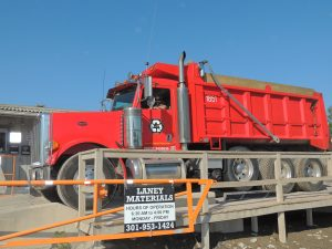 Bulk Aggregate Delivery In Maryland Laney Recycling