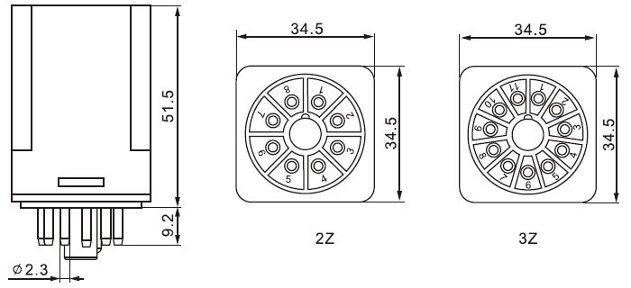 general purpose relay wiring diagram