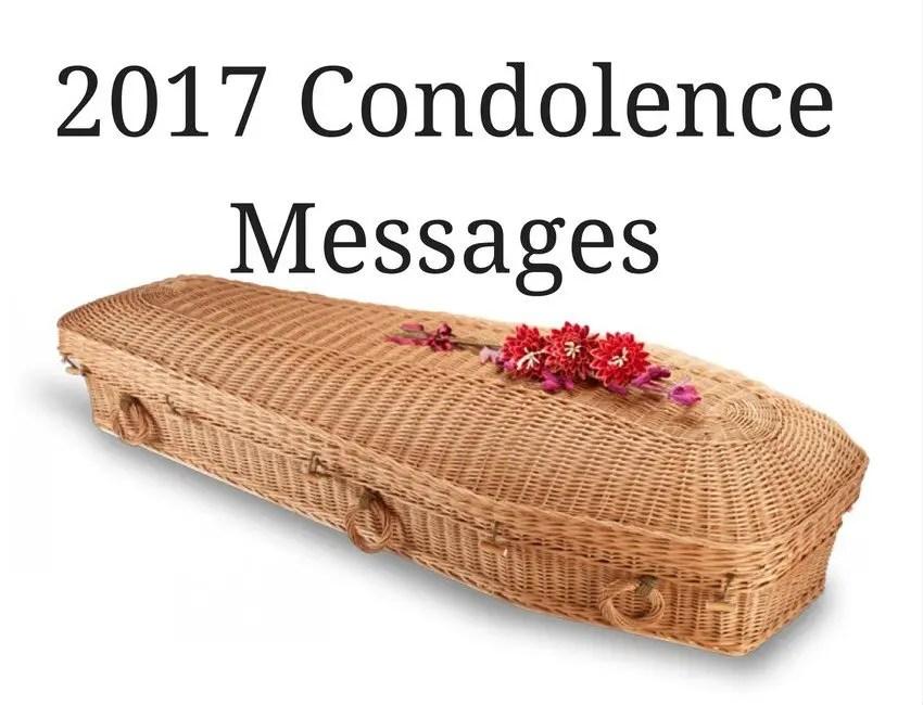 Condolence Messages - Condolence Messages Samples