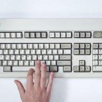 Tastatur-Beat