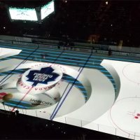 Icehockey 3D-Mapping