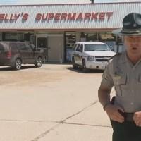 Sheriff macht Dieb eine Ansage