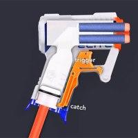 So funktioniert eine NERF Gun