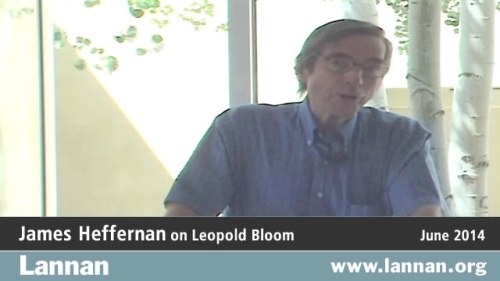 James Heffernan on Leopold Bloom