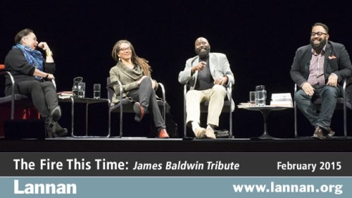 The Fire This Time: A James Baldwin Tribute