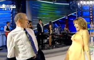 Aldo Busi Barbara D'Urso Domenica5