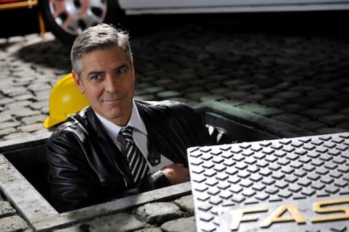 George Clooney Fastweb