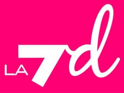 logo ufficiale La7d