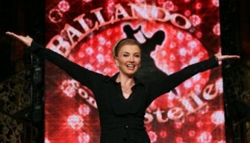Milly Carlucci conduttrice di Ballando con le Stelle 7