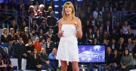 Alessia Marcuzzi Grande Fratello 12 Canale5 Foto