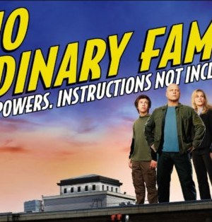 No ordinary family cancellato