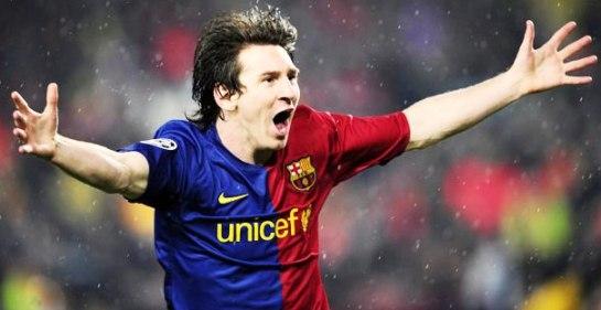 Leo Messi Finale Champions Foto