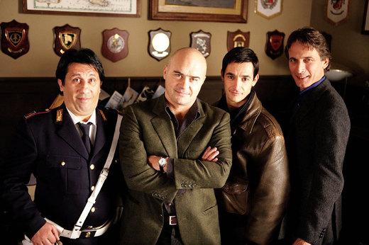 Foto della serie tv Il commissario Montalbano