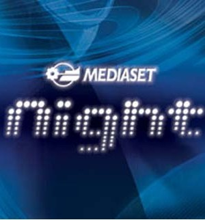 Foto Mediaset Night 2011