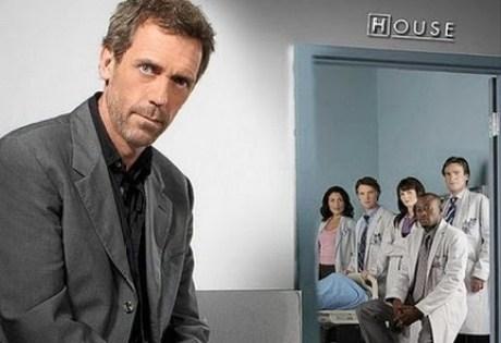 Dr. House Cast Foto