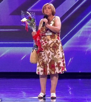 Esibizione di Ceri candidata a X-factor Uk 2011