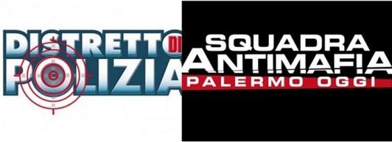 Squadra Antimafia Palermo Oggi Distretto di Polizia 11 Logo