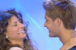Giorgia Lucini bacia Marco