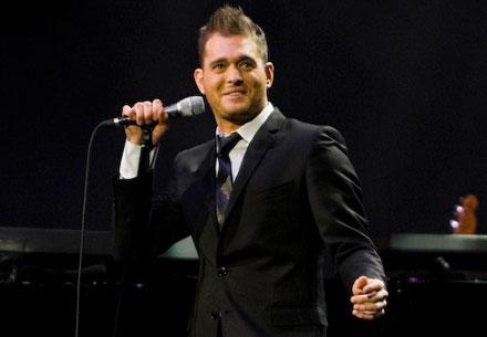 Michael Bublè ospite a I migliori anni