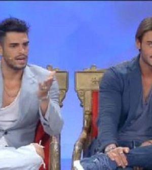 Uomini e Donne Cristian Galella Francesco Monte