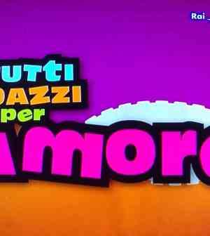 Tutti pazzi per amore RaiUno Logo