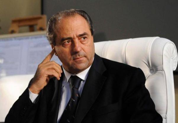 Leader idv Antonio Di Pietro