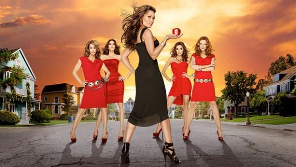 foto del cast di Desperate housewives 7