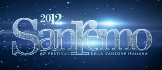 Logo Sanremo 2012