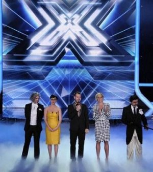 I quattro giudici di X Factor 5