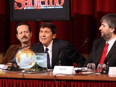 Morandi e Papaleo a Sanremo