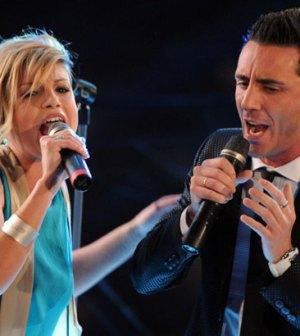 L'interpretazione di Emma e i Modà a Sanremo 2011
