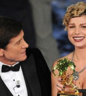 Foto Emma vince Sanremo
