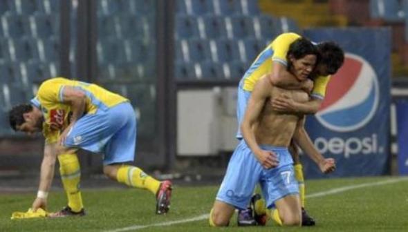 Napoli-Siena su Raidue ale 20.45