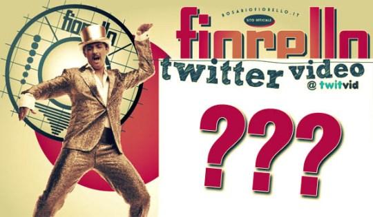 fiorello twitter pagina sito ufficiale